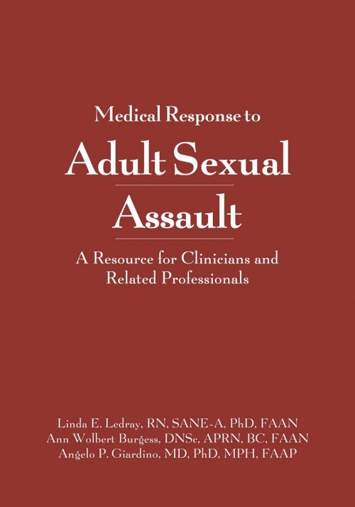 Book about investigating sexual assault