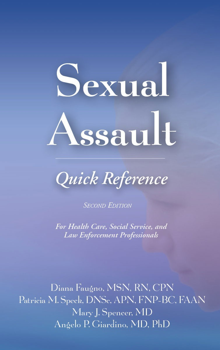 Sexual Assault Quick Reference, Second Edition contains easy-to-read, yet comprehensive, material related to caring for the sexual assault survivor